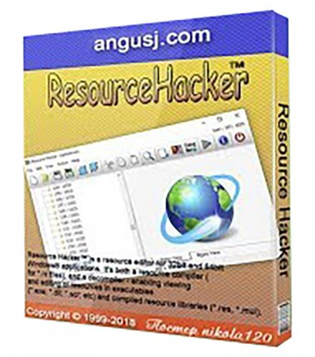Resource Hacker 5.1.8.360 Final Portable by alexalsp