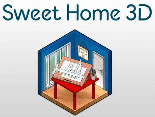 Sweet Home 3D 6.6 + Portable