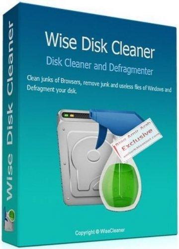 Чистка жестких дисков Wise Disk Cleaner 10.7.1.799 + Portable