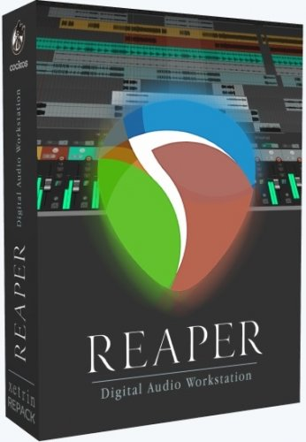 Создание и запись музыки Cockos REAPER 6.37 (x86/x64) RePack (& Portable) by xetrin