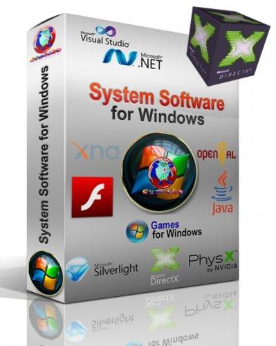 System software for Windows v.3.5.3