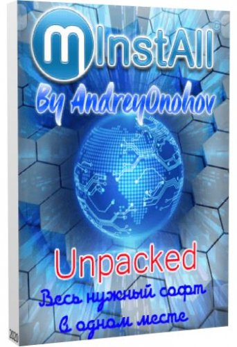 MInstAll v.01.08.2021 By Andreyonohov (Unpacked)