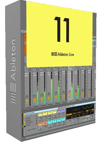 Создание музыки Ableton - Live Suite 11.0.11 (x64)