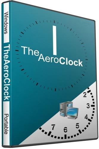 Часы на рабочий стол TheAeroClock 7.33 Portable