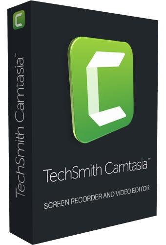 Запись видео с экрана TechSmith Camtasia 2021.0.12 (Build 33438) RePack by elchupacabra