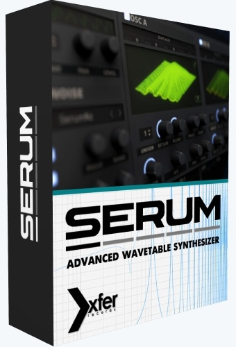 Xfer Records - Serum 1.34b5 VSTi, AAX (x64/x86)