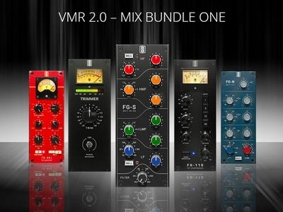 Slate Digital - Virtual Mix Rack Complete 2.6.4.0 VST, VST3, AAX (x64) RePack by RET
