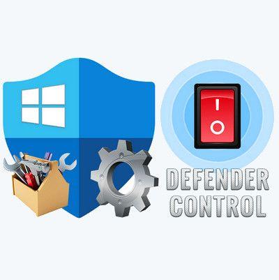 Windows Defender Control 2.0 Portable
