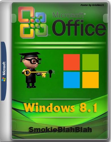 Windows 8.1 (x86/x64) 40in1 +/- Office 2019 SmokieBlahBlah 2021.09.19