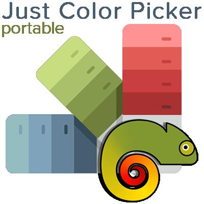 Just Color Picker 5.6 Portable