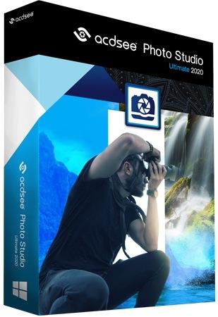 ACDSee Photo Studio Ultimate 2022 15.0.0.2798 RePack by KpoJIuK