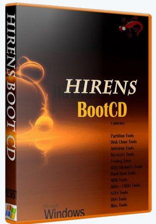 Hiren's BootCD PE x64 v1.0.2 (1 July 2021)