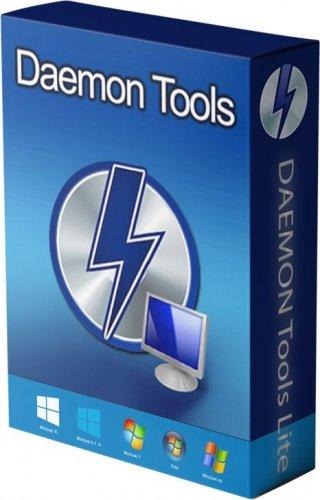 Эмулятор CD/DVD DAEMON Tools Lite 11.0.0.1894