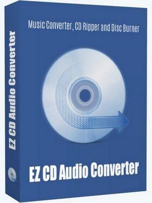 Аудиоконвертер EZ CD Audio Converter 9.5.1.1 RePack (& Portable) by elchupacabra