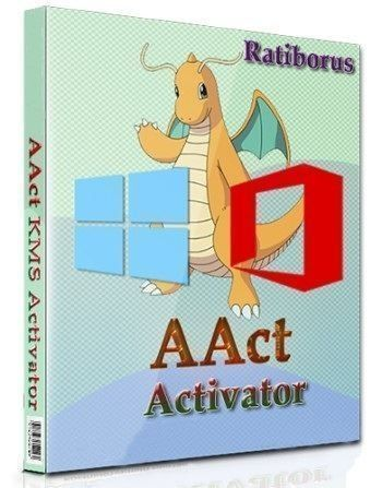Активатор Windows - AAct 4.2.4 Portable by Ratiborus