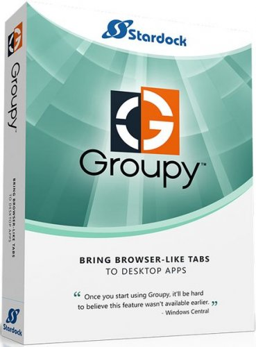 Stardock Groupy 1.50 (x86/x64) RePack (& Portable) by xetrin