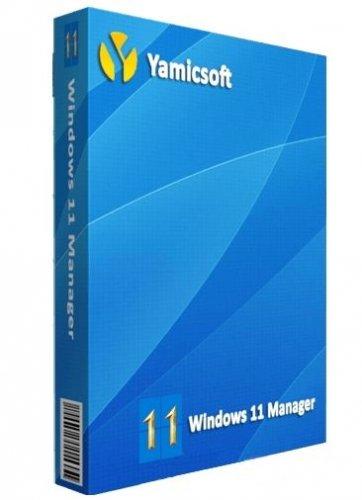 Настройка системы Windows 11 Manager 1.0.1 (x64) Portable by FC Portables