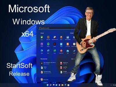 Microsoft Windows x64 Release by StartSoft 02-2021